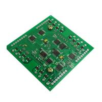 Buy cheap OEM FR4 Standard SMT PCB Assembly For Control Board ISO9001 HASL Lead Free from wholesalers