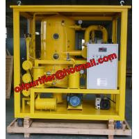 Buy cheap Vacuum Oil Cleaning System for oil immersed power transformer, oil purification plant,Transformer Oil Filtration Equip from wholesalers