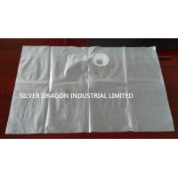 Buy cheap Clear plastic HDPE bag for glocery use from wholesalers