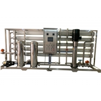 Buy cheap High Recovery Rate FRP 20 TPH RO Water Treatment System With UV Sterilizer from wholesalers