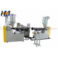 Buy cheap U Channel Plastic Profile Extrusion Line High Speed Good Production Efficiency from wholesalers