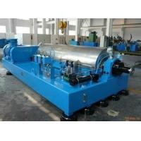 Buy cheap Horizontal Centrifugal Decanter Centrifuges 2 / 3 Phase For Industrial Waste Water Treatme from wholesalers