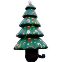 Buy cheap Indoor Inflatable Christmas Tree / Custom Shaped Balloons For Celebration from wholesalers