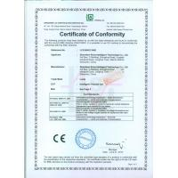Shenzhen Rona Intelligent Technology Co., Ltd Certifications