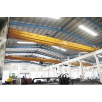 Buy cheap LH Double Girder Electric Overhead Crane with Electric Hoist ,125 / 32t Rated Capacity product