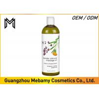Buy cheap Almond Lavender Massage Oil TherapySensual Refreshing Full Body  For Skin Care from wholesalers