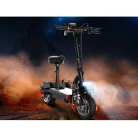 Buy cheap 48V 580W Electric Folding Mobility Scooter Lithium Battery USB Phone Charger 110km Endurance Mileage from wholesalers