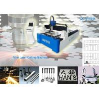 Buy cheap Stainless and Carbon Fiber Laser Cutting Machine , CNC Laser Cutter from wholesalers