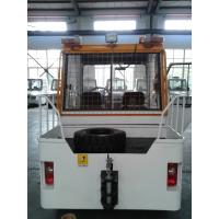Buy cheap Lithium Battery Electric Baggage Tractor , Aircraft Tow Truck HFDQY250E product