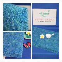 Buy cheap Irregular Hole Shape Air Filter Material Koi Pond Filter Pads 30mm Thickness from wholesalers