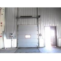 Buy cheap Galvanized Steel Exterior Industrial Sectional Doors Opening Speed 1.0m/s from wholesalers