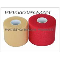 Buy cheap PU Breathable Porous No Adhesive Sports Pre Wrap Foam Underwrap To Protect Skin from wholesalers