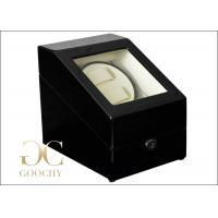 Buy cheap Battery Operated Watch Winder / Watch Winders For Automatic Watches from wholesalers