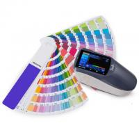 3nh brand YS3060 ral color chart powder test spectrophotometer with powder test box d/8 SCE SCI 8mm 4mm aperture