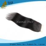 Buy cheap Natural Free Parvirgin Hair Bundles , Silk Straight Brazilian Hair Weave from wholesalers