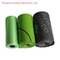 Buy cheap Kitchen Waste Large Heavy Duty Biodegradable Trash Bags Biodegradable Garbage Bags from wholesalers
