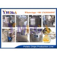 Buy cheap New Condition Complete Automatic French Fries Processing Potato Chips Machine from wholesalers