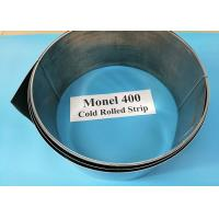 Buy cheap Monel 400 UNS N04400 Copper Nickel Alloy from wholesalers