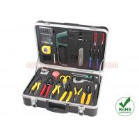 Buy cheap FOCONEC Fiber Optic Cable Fusion Splicing , Termination Tool Case from wholesalers