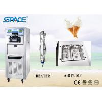 Buy cheap Gravity Feed Soft Ice Cream Maker Machine With 48Liter/Hour Large Capacity from wholesalers