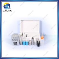 Buy cheap Lady E cig Ego Starter Kit With Stainless Steel A7 Atomizer 14250 Battery from wholesalers