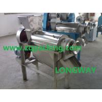 Buy cheap industrial cabbage juice machine, industrial cabbage juice making machine from wholesalers