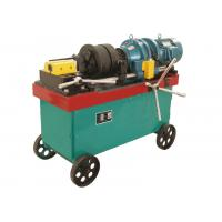 Buy cheap Automatically Electric Threading Machine with Max Thread Length of 120 mm from wholesalers