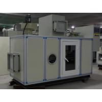 Fully Automatic Silica Gel Dehumidifier , Industrial Desiccant Air Dryer 21.04kw