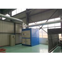 Buy cheap 9 Filters Central Metal Plasma Dust Collector With Separated Electrics Box from wholesalers