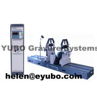 Buy cheap 100 kg belt driving dynamic balance machine from wholesalers