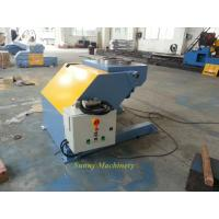 Buy cheap Small Automatic Welding Positioner For Pipe Welding / 1200mm Table Diameter from wholesalers