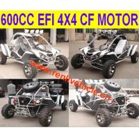 Buy cheap EXCELLENT RL-600DZ DUNE BUGGY 4x4 EFI 90KM/H from wholesalers