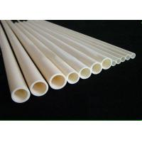 Buy cheap Good Thermal Conductivity Ceramic Tube Al2o3 Alumina Zirconia Ceramic Tubes from wholesalers