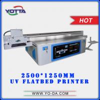 Buy cheap uv flatbed type non-woven fabric printer, fibre cloth printing machine in China Market price from wholesalers