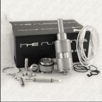 Buy cheap 4.5ml Acrylic / Stainless Steel Vapor E-Cig Air Control With Russian RBA Atomizer from wholesalers