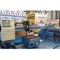Buy cheap Durable Fine Plasma Gantry Cutting machine For Stainless Steel Bar / Metal Industry 0-6000mm/min from wholesalers