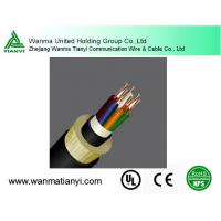 Buy cheap All-Dielectric Self-Support 48 Core Single Mode Fiber Optic Cable ADSS product