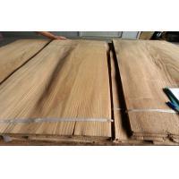 0.3 mm - 0.7 mm MDF Natural Ash Crown Cut Veneer ,Brown Ash Veneer