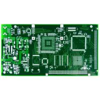 Buy cheap 3.6 oz 6 Layers High TG PCB with Shengyi Material with Green Solder Mask from wholesalers