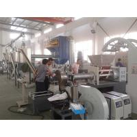 Buy cheap 800-1000kg/H Rubber Extruder Machine With Mold Temperature Controller from wholesalers