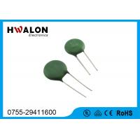 Buy cheap High Stability PTC Inrush Current Limiter Thermistor Epoxy Sealed Energy Efficient from wholesalers