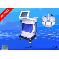 Buy cheap Face Lifting Hydro Microdermabrasion Equipment  With Three Pcs Diamond Wands Handles from wholesalers