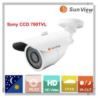 Buy cheap SunView Sony 700TVL CCD IR CCTV security camera(SV-BO703) from wholesalers