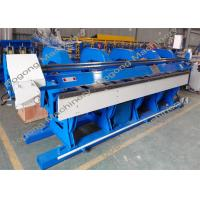 Buy cheap 4 / 6 Meters Sheet Slitter Folder Machine With Hydraulic Speed Control from wholesalers
