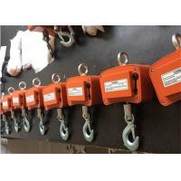 Buy cheap 1 Ton Heavy Duty Crane Scale , Hanging Crane Scale Lower Power Consumption from wholesalers