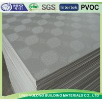 Buy cheap pvc gypsum ceiling tile from China from wholesalers
