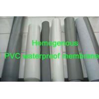 Buy cheap PVC waterproofing membranes from Qingdao from wholesalers
