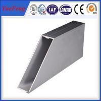 Buy cheap Durable aluminum curtain wall profile/curtin wall aluminium profile product