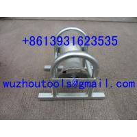 Buy cheap Straight Cable Roller Manhole Quadrant Roller from wholesalers
