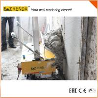 Buy cheap 110 KGS Lightweight Plaster Spraying Machine Decorative Rendering Tools from wholesalers